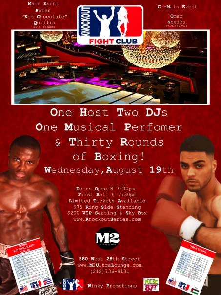 Mansion Boxing