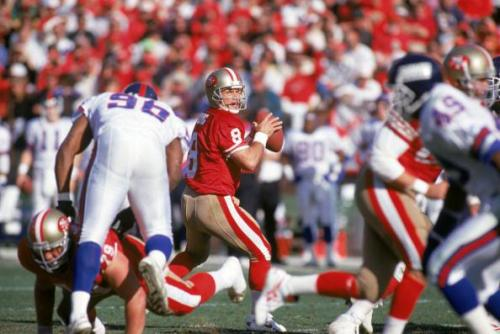 1993 NFC Divisional Playoffs: New York Giants v San Francisco 49ers