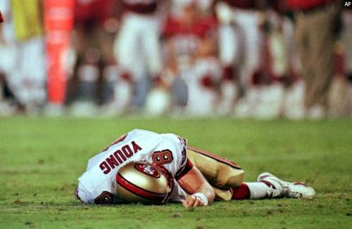 Steve Young concussion
